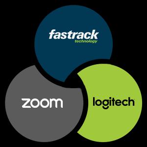 logitech - fastrack - zoom graphic